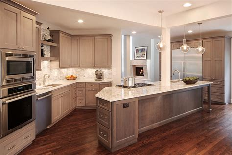 transitional kitchen louisville classic cabinets design
