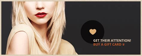 Salon Gift Cards Online - salon gift cards canvas salon skin bar columbus ohio