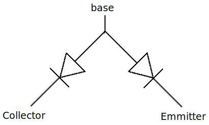 diode simple wiki electronic circuits introduction to the simple diode npn model wikiversity