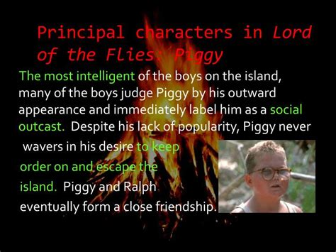 most important themes in lord of the flies ppt lord of the flies powerpoint presentation id 2008574