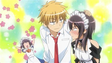 imagenes de anime kaichou wa maid sama kaichou wa maid sama gifs anim 233 s