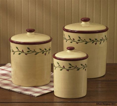 primitive kitchen canister sets 11 best images about canister sets on parks