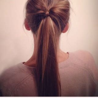 ponytail bob cut instructions hairstyle tutorials braid tutorials hair how tos by