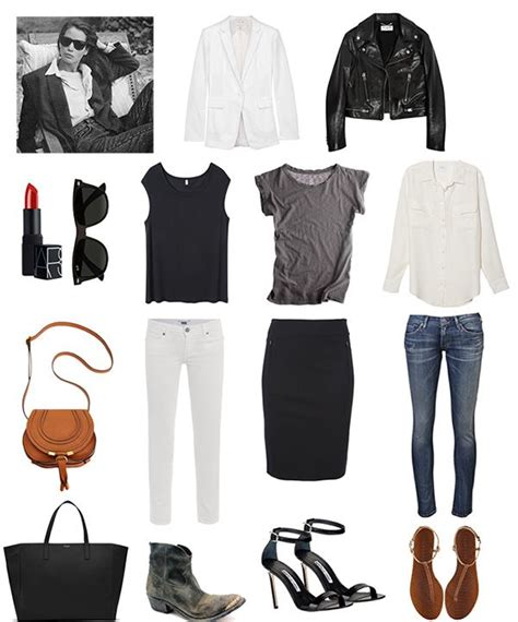 Fashion Capsule Wardrobe by Building A Capsule Wardrobe Think Grow Think