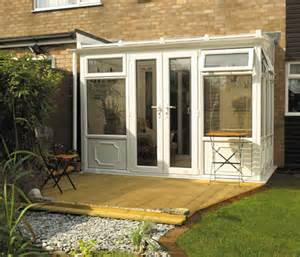 Upvc Bow Windows lean to conservatories installed in middlesex by simply frames