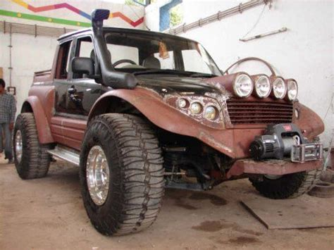 Winch For Jeep In India 187 Mahindra Scorpio Suv From India