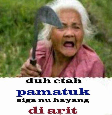 gambar gambar lucu untuk komentar bahasa sunda anu unik