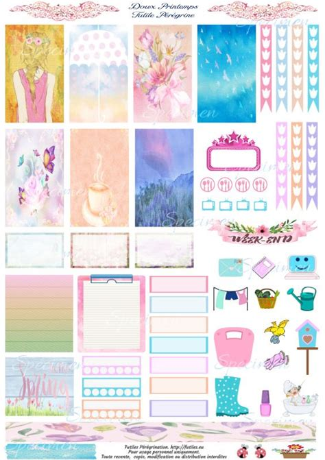 free printable planner supplies 973 best images about happy planner on pinterest happy