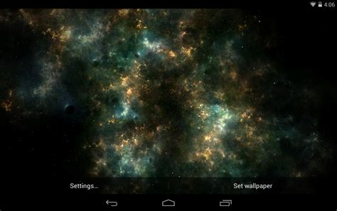 Live Space Wallpapers
