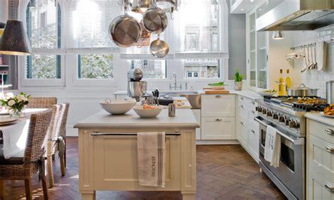light gray kitchen walls parquet wood floor transitional kitchen deulonder