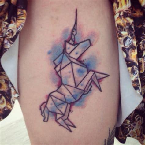 53 best unicorn tattoo designs for women tattooblend