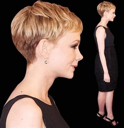 short back and sides pixie hair styles 20 best collection of side and back view of pixie haircuts