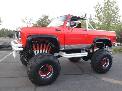 old fashioned street ls for sale 1973 chevrolet blazer k5 monster truck for sale