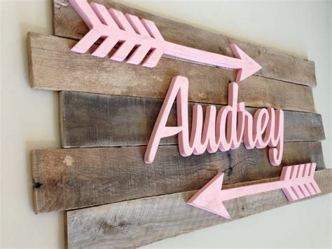 baby name signs for bedrooms nursery reclaimed wood name sign distressed nursery name