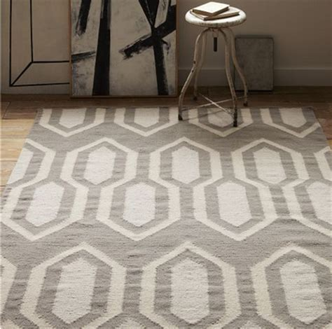 dhurrie rug west elm geometric interior design by room fu knockout interiors