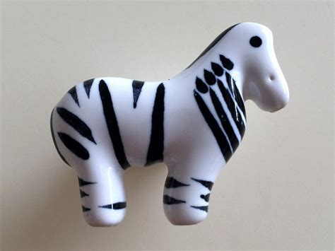 Zebra Drawer Knobs by Dresser Knob Drawer Knobs Pulls Handles Ceramic Zebra