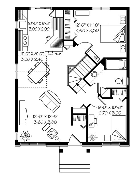 basic house plan house plans for you simple house plans