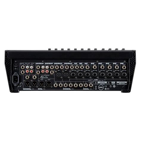 Mixer Yamaha 4 Chanel yamaha mgp16x premium 16 channel mixer at gear4music