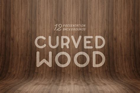 curved wood  backgrounds medialoot