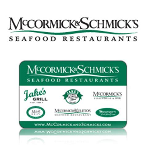 Mccormick And Schmick S Gift Card - buy mccormick schmick s seafood restaurants gift cards at giftcertificates com