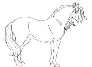 Belgian Horse Coloring Pages Coloring Pages