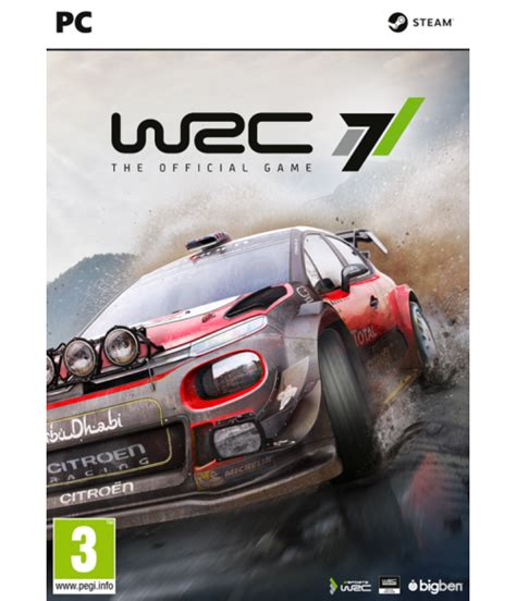 Wrc 7 The Official Pc pc wrc 7 world rally chionship
