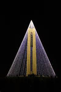 tree lights history a carillon dayton history