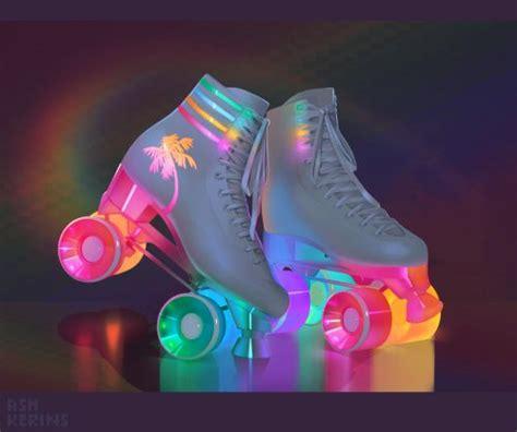 imagenes de soy luna con brillo patines con luces famosos pinterest b 250 squeda