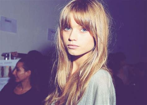 how to do off center hair 17 best images about hair style center parted bangs