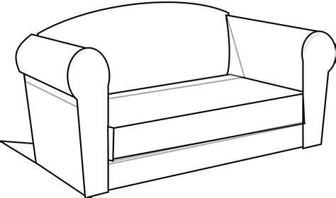 couch svg sofa clip art cliparts