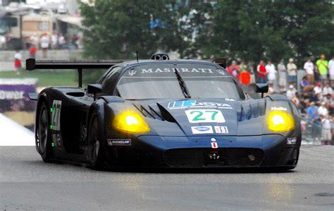 maserati mc12 race car maserati mc12
