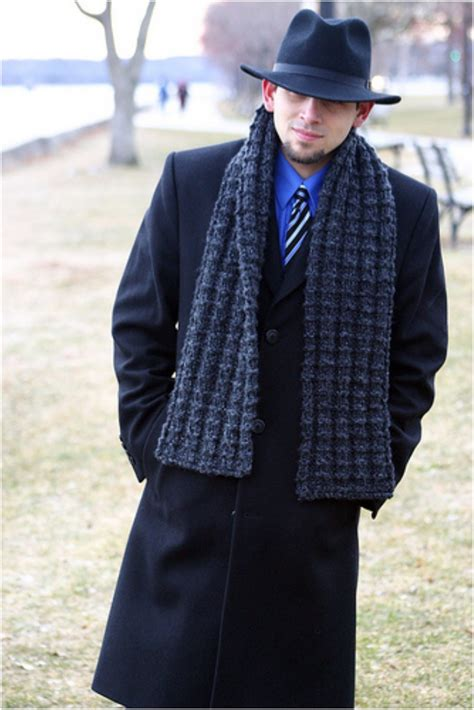 what to knit for boyfriend top 10 and diy scarfs free patterns