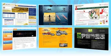 html design gallery web site design sles options and gallery logoinn co uk