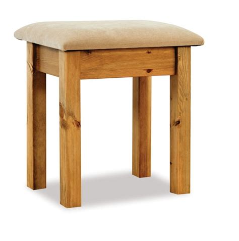 pine bedroom stools brunswick pine dressing table stool oak furniture solutions