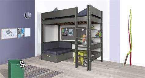 gästebett platzsparend wohnzimmer farblich gestalten grau
