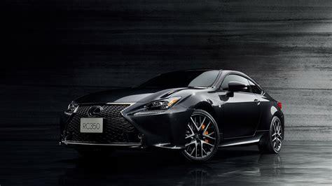 lexus rc 350 blacked 2017 lexus rc 350 f sport prime black wallpaper hd car