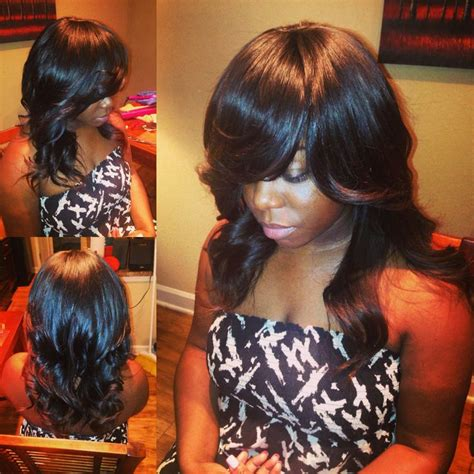 weave no leave out hairstyle brazillian 3930 best weaves on fleek images on pinterest natural