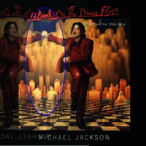 michael jackson e gli illuminati blood on a dancefloor interpretazione copertina