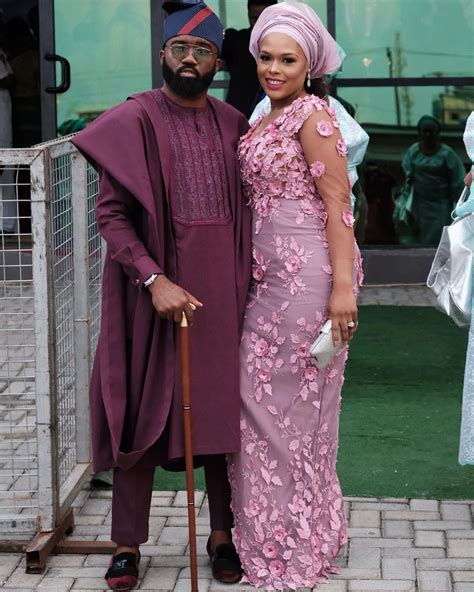 Nigerian Celebrities Couples At #BAAD2017   Photos