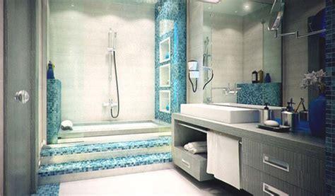 contoh gambar desain interior kamar mandi minimalis modern desain model rumah
