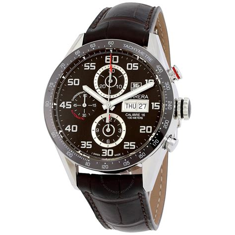 tag heuer carrera tag heuer carrera automatic chronograph men s watch cv2a1s