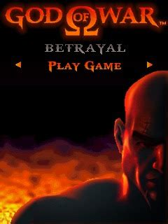 god of war betrayal apk jogo god of war betrayal celular
