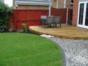 Decking Ideas Small Gardens Garden Decking Ideas Inspiration The Garden