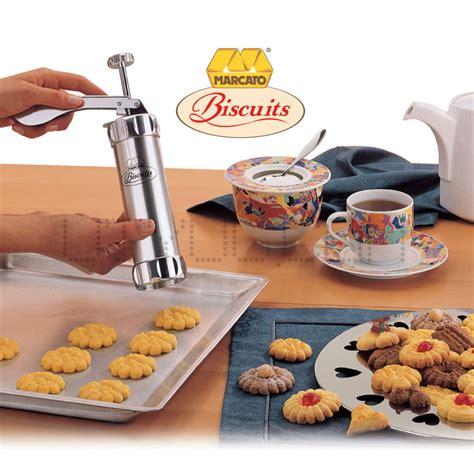 Nagako Biscuits marcato biscuit cookies maker alat cetak biskuit kue kering resep koki shop