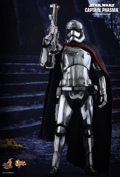 Converge Wars Captain Phasma 1 6 scale figures by toys