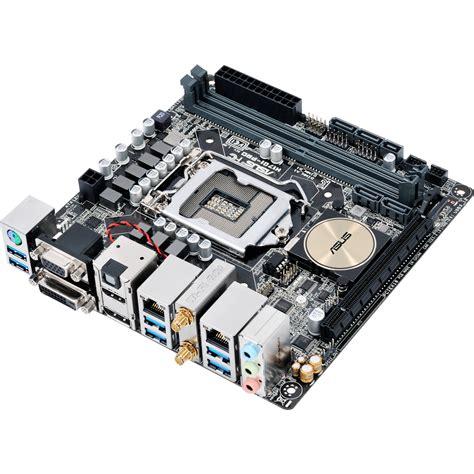 Asus B150i Pro Gamingwifiaura Lga 1151 asus h170i pro csm lga 1151 mini itx motherboard h170i pro csm