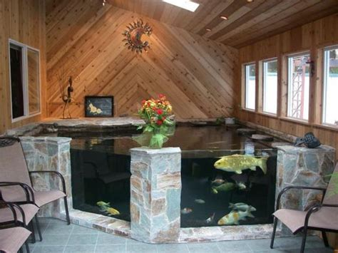 how to make an indoor fish pond ashok virath on gardens cutaway and fish