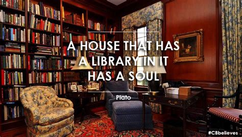 library in house home library quotes quotesgram