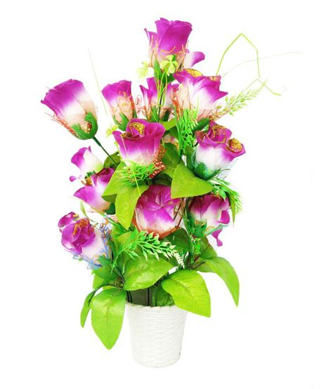 Big Vase With Flowers by Kaykon Big Purple Flower Vase With Flowers Buy Kaykon Big