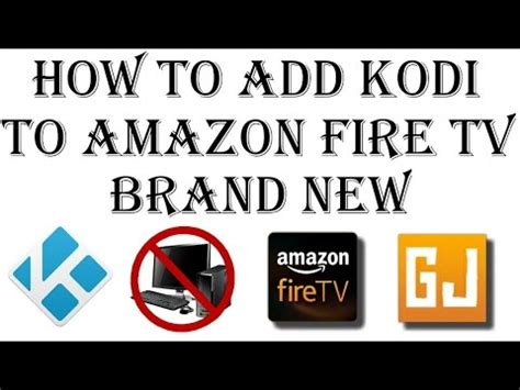 how to install new kodi jarvis in fire tv and fire stick installing tvmc kodi 14 2 on the amazon fire tv stick